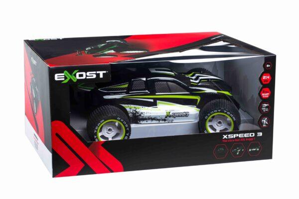Exost x speed förpackning