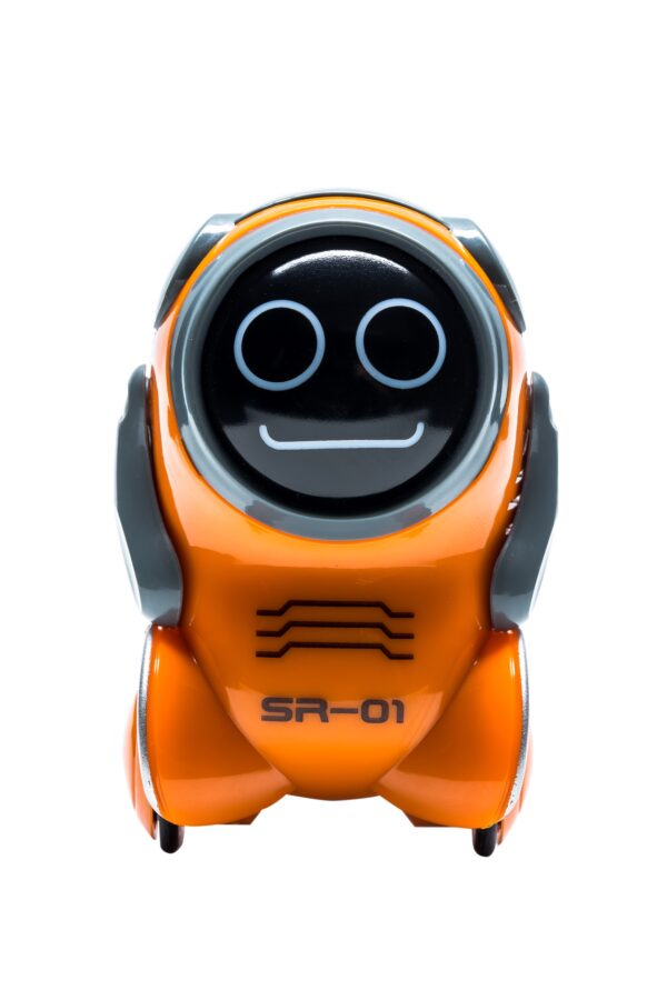 Pokibot orange
