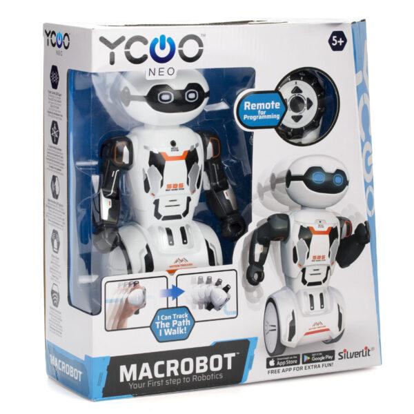 Silverlit Macrobot förpackning