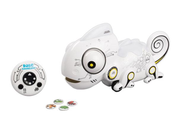 Silverlit Robo Chameleon med fjärrkontroll