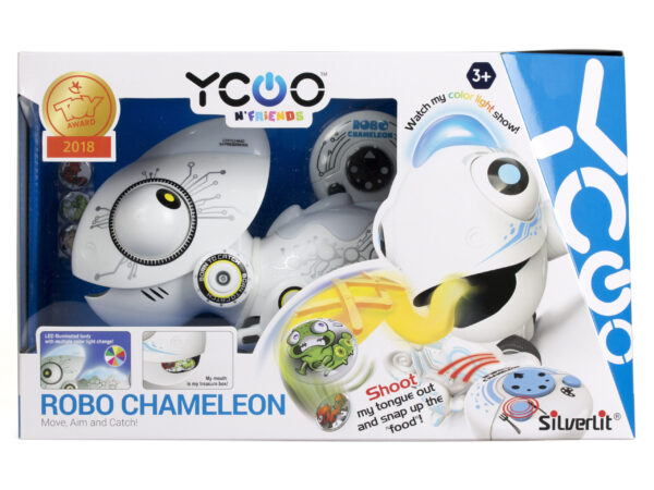 Silverlit Robo Chameleon förpackning