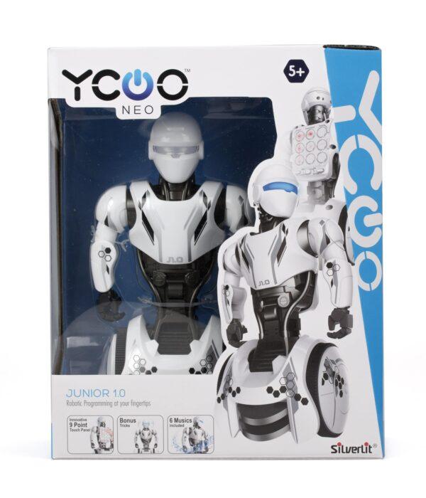 Silverlit robot Junior 1.0 förpackning