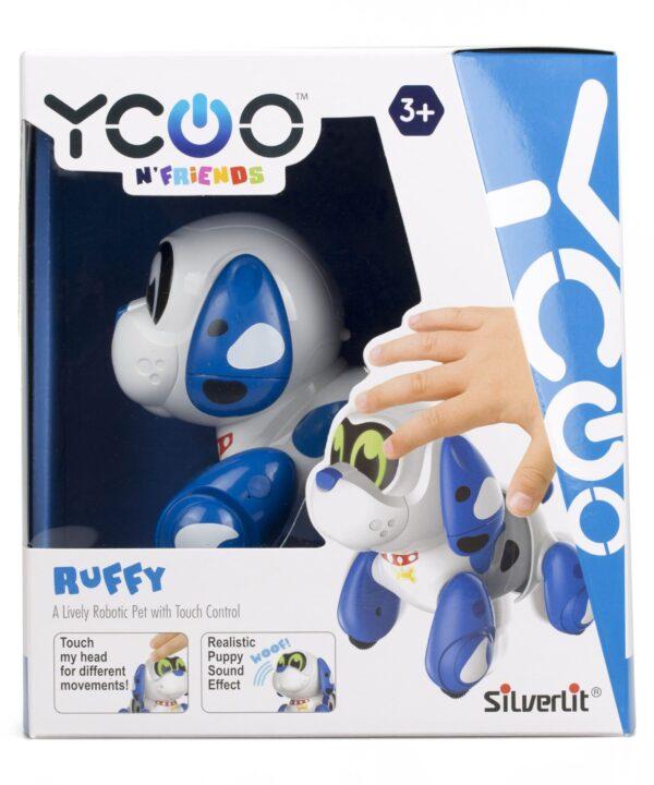 Ruffy förpackning