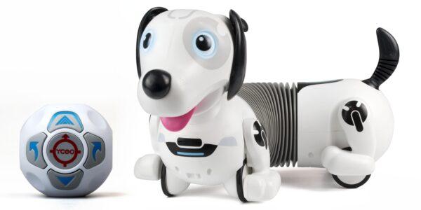Robo Dackel robothund med fjärrkontroll