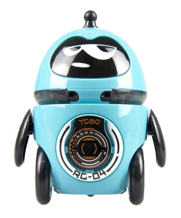Silverlit Follow Me droid ljusblå