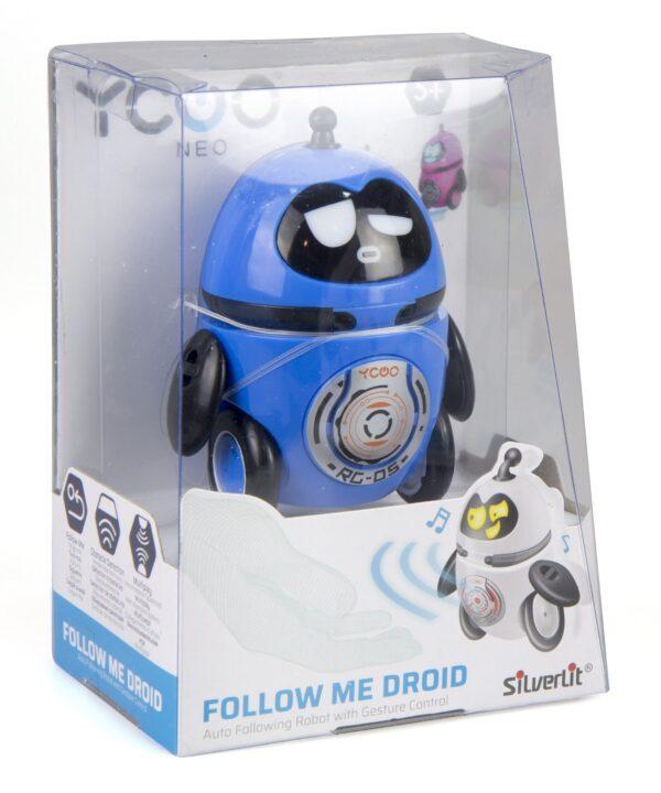 Silverlit Follow Me droid förpackning blå