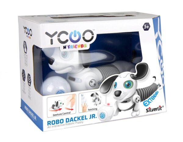 Silverlit robo dackel jr förpackning