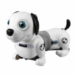 Söt robothund Silverlit robo dackel jr