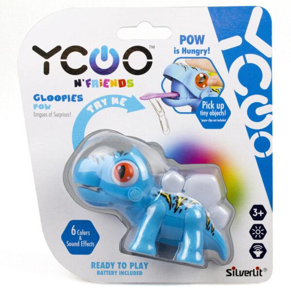Silverlit gloopies dino pow förpackning