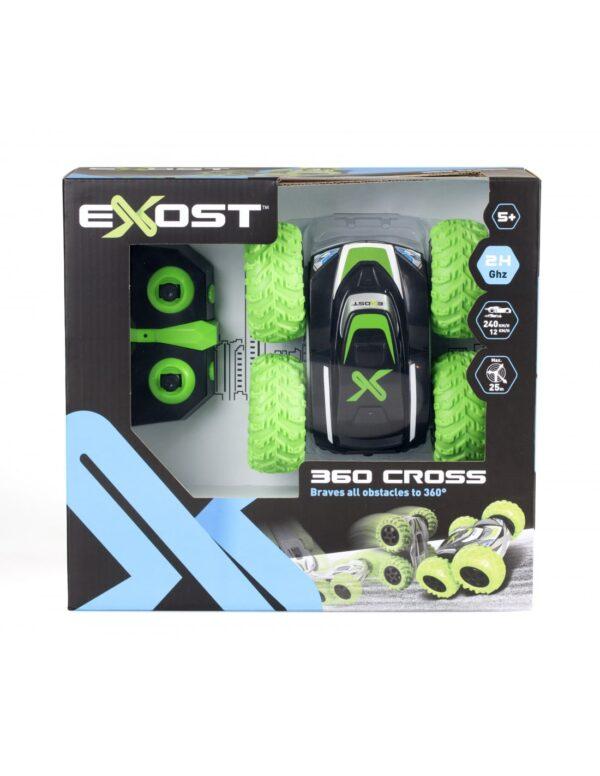 Exost 360 cross förpackning