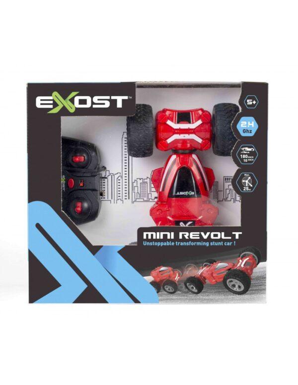 Exost Revolt Mini förpackning