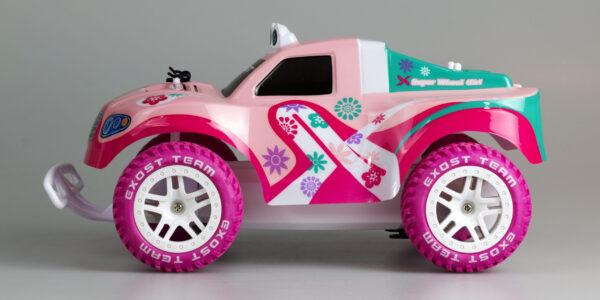 Exost Super Wheel Truck Amazone