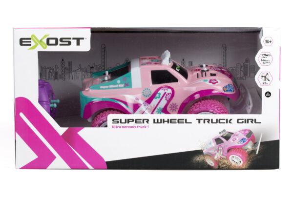 Exost Super Wheel Truck Amazone förpackning