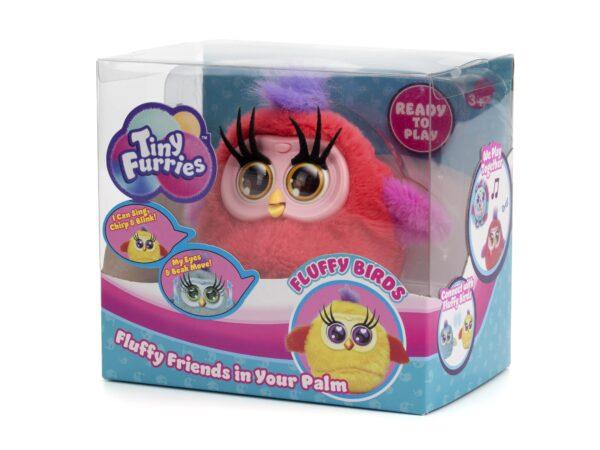 Fluffy Birds förpackning