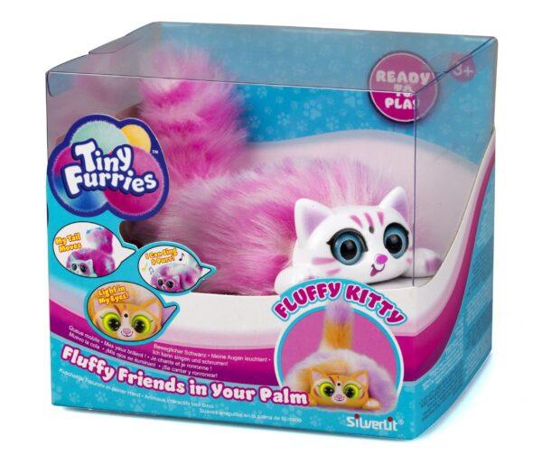 Silverlit Fluffy Kitty förpackning
