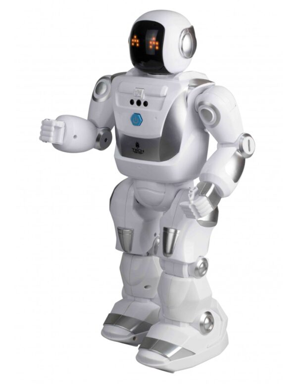 Program a bot radiostyrd robot
