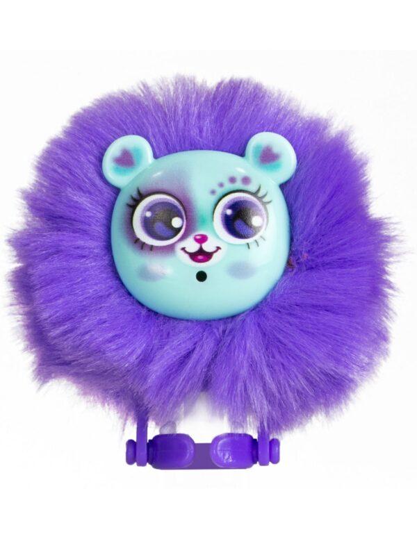 Silverlit Baby Furries lila med blått ansikte