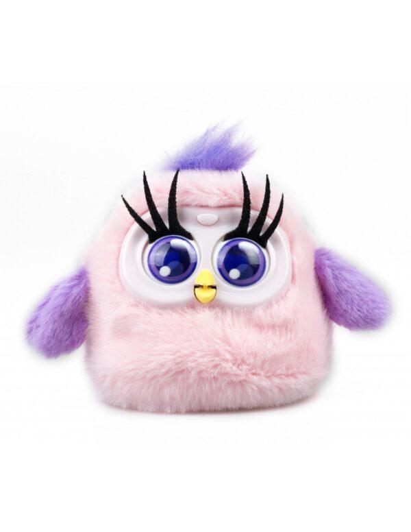 Fluffy Birds rosa