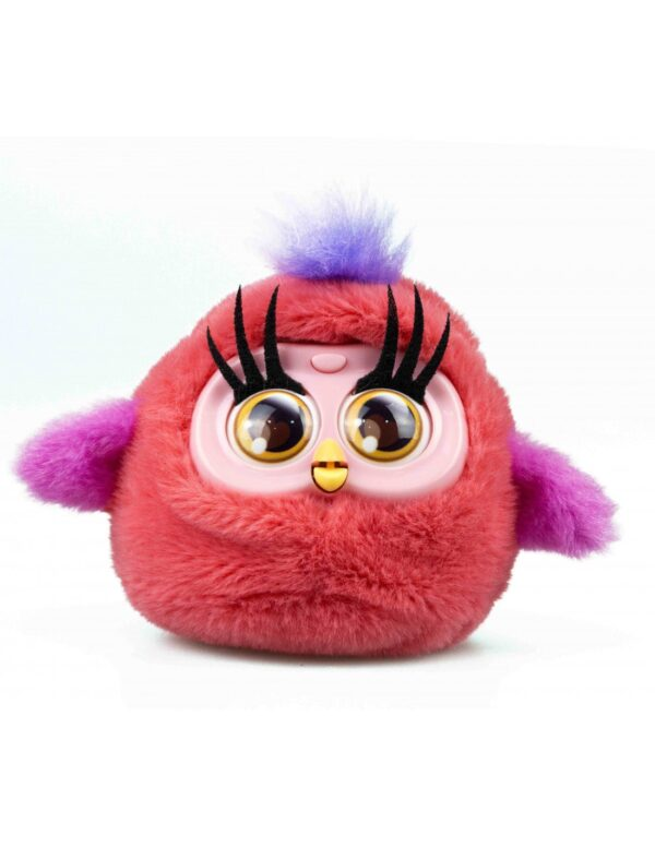 Fluffy Birds röd