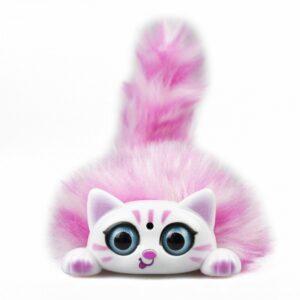 Silverlit Fluffy Kitty rosa
