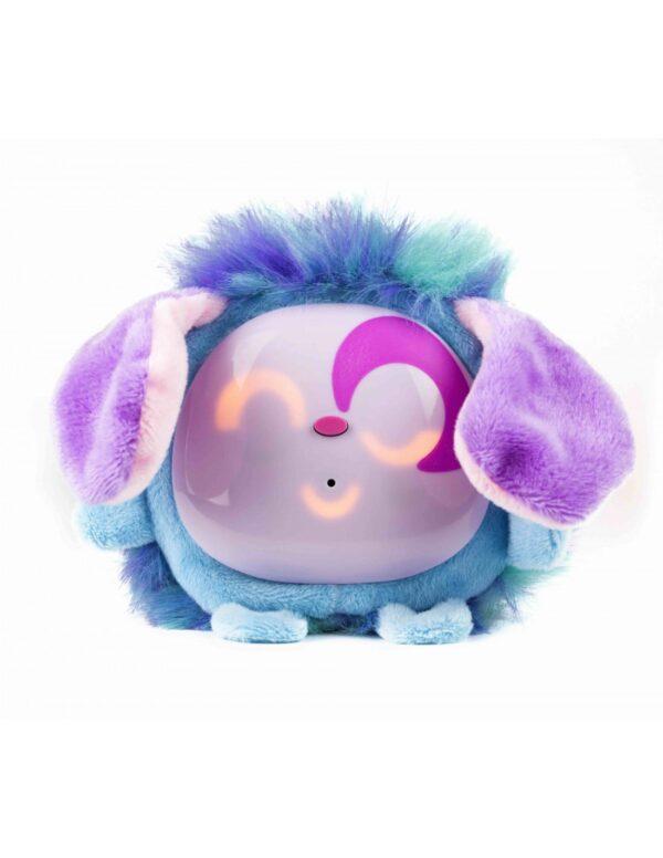 Fluffy Bot blå