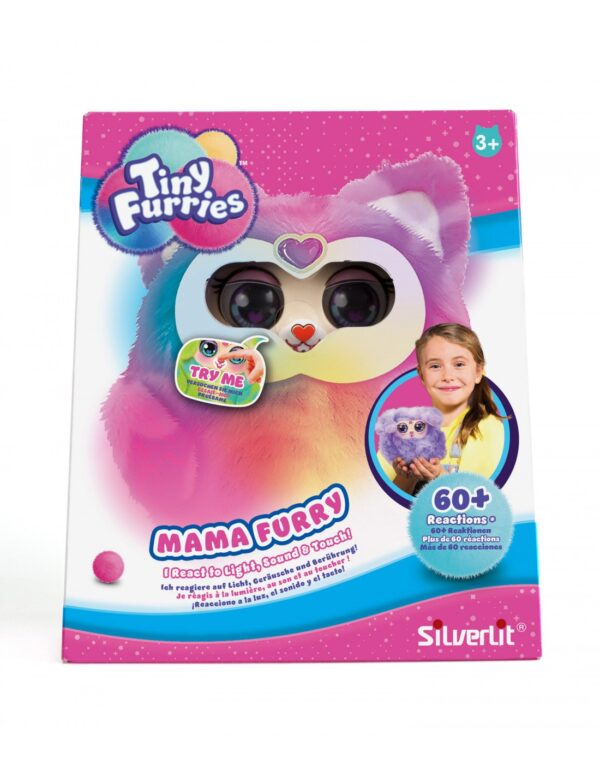 Silverlit Mama Furrie förpackning