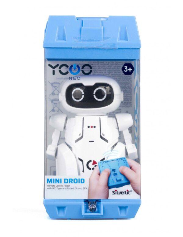 Silverlit mini droid Mazebreaker