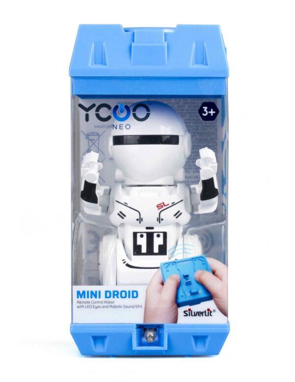 Silverlit mini droid OP One