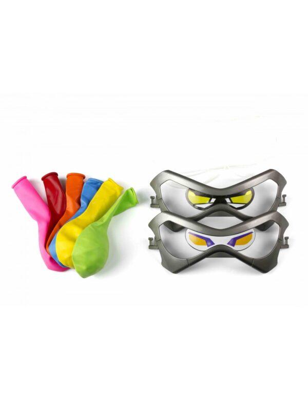 Robo Kombat Balloon Puncher tillbehör