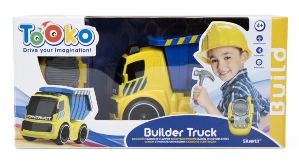Lastbil Silverlit förpackning