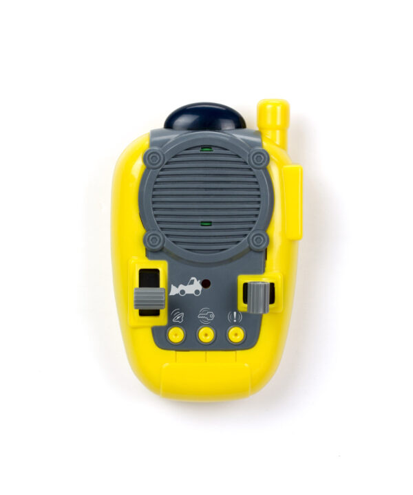 Radiostyrd bulldozer Silverlit handkontroll