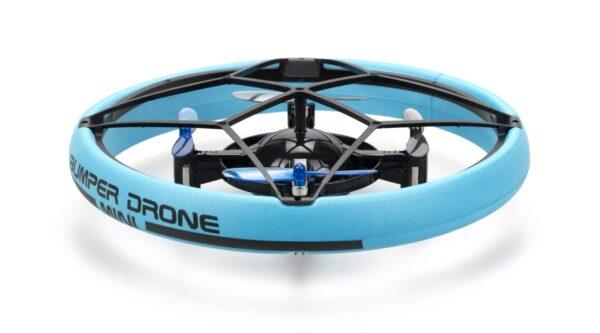 Mini Bumper Drone blå
