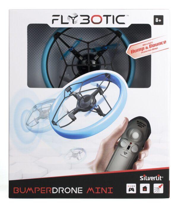 Mini Bumper Drone blå förpackning