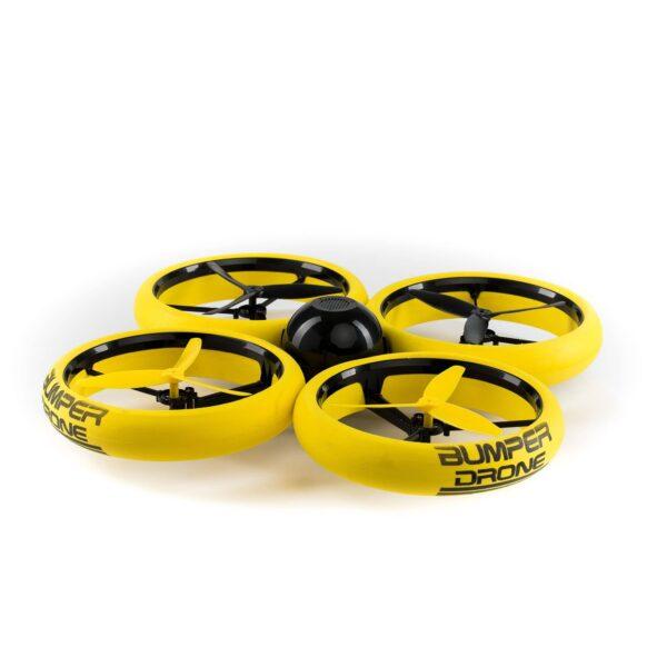 Silverlit Bumper Drone HD gul