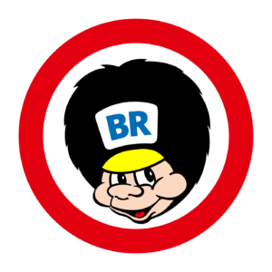BR logotyp