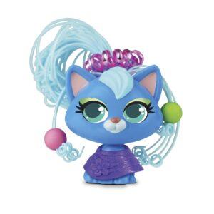 Silverlit CurliPets blå katt stylad