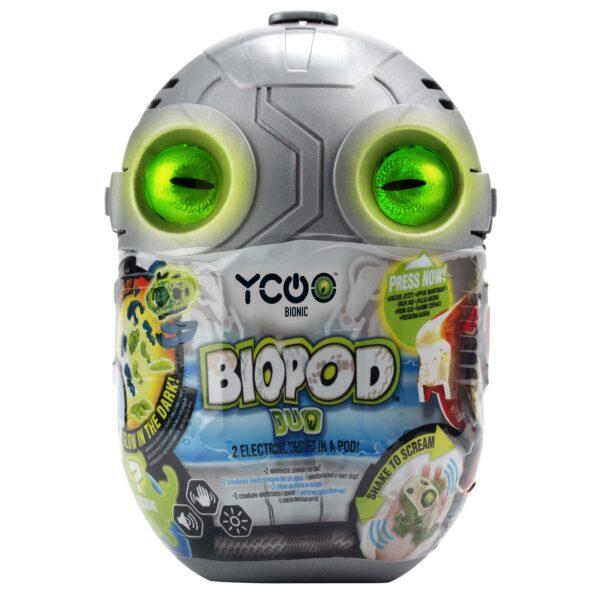 Silverlit Biopod duo förpackning