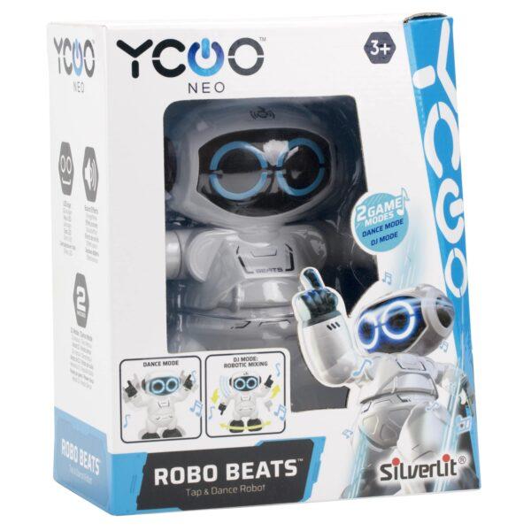 Silverlit Robo Beats förpackning