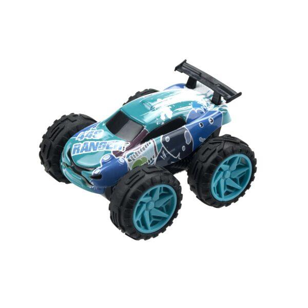 Exost Jump Stunt Pack blå rc-bil