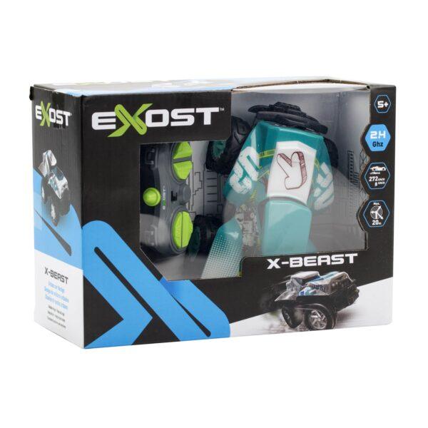 Exost x-beast grön förpackning