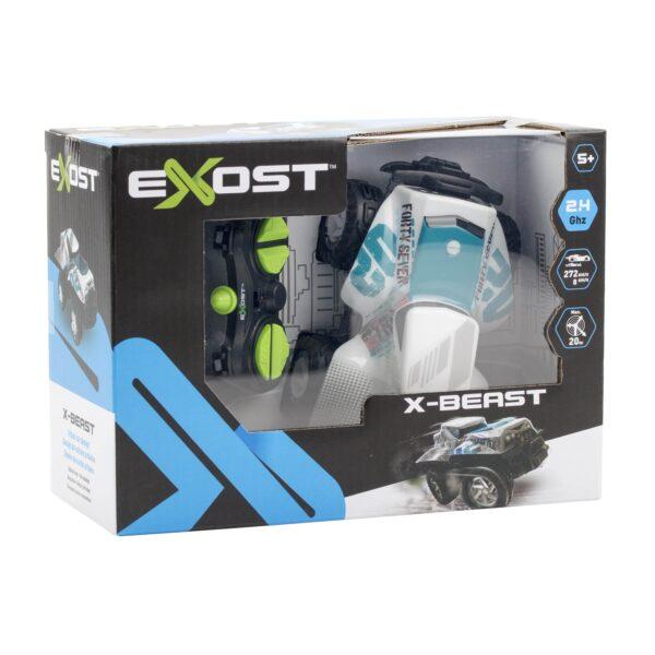 Exost x-beast vit förpackning