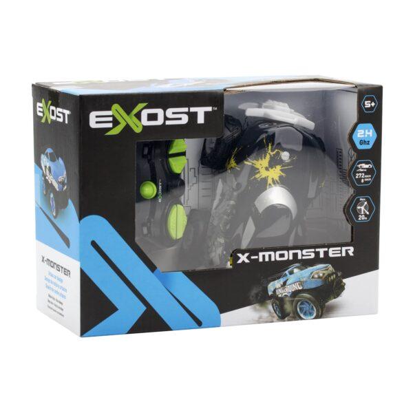 Exost X-monster svart förpackning