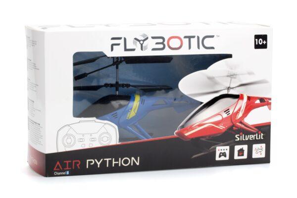 Silverlit Air Python blå förpackning