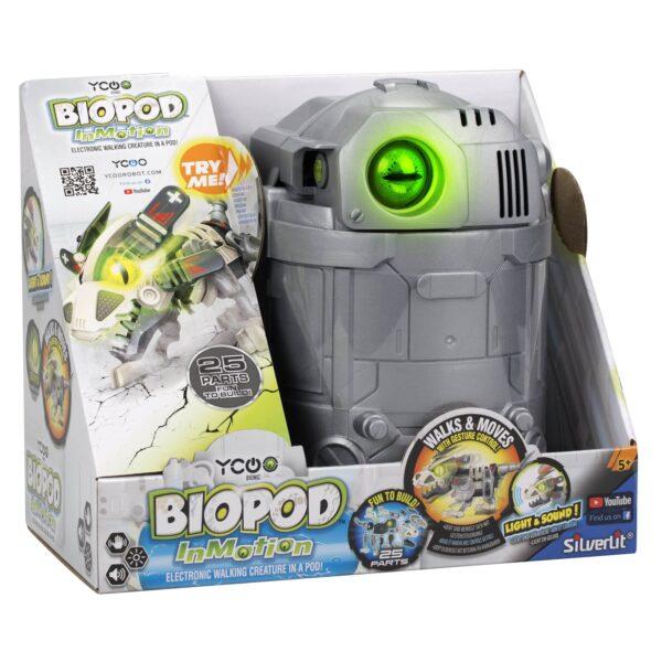 BioPod inmotion förpackning