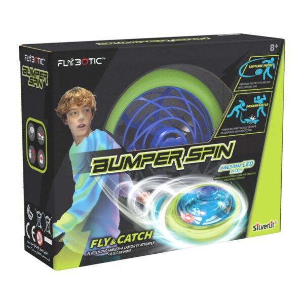 Bumper Spin förpackning