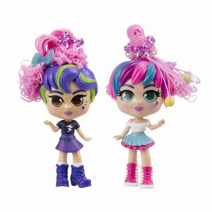 CurliGirls colormagic stylat hår