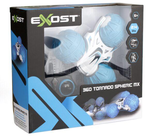 Exost 360 Tornado Spheric MX förpackning