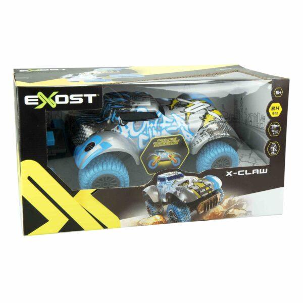 Exost-X-claw förpackning
