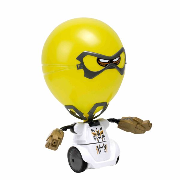 Robo Kombat Balloon Puncher training ballong