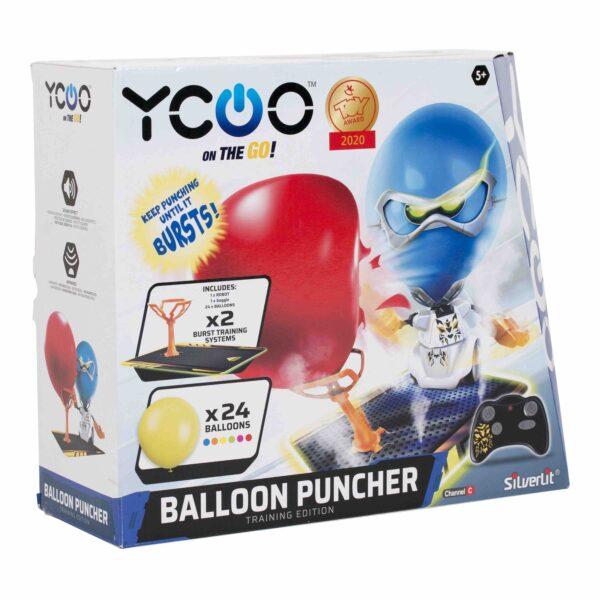 Robo Kombat Balloon Puncher training förpackning